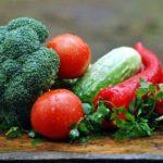 朝取れ新鮮野菜