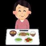 生活習慣病の食事例