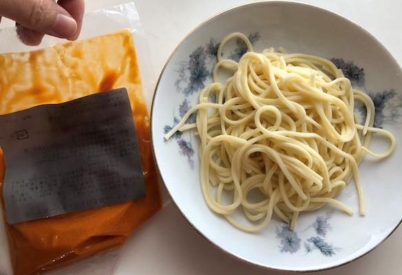 chitarra-pasta-and-omar-shrimp-tomato-cream-sauce