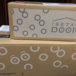 ISETAN Weekly DOOR first delivery