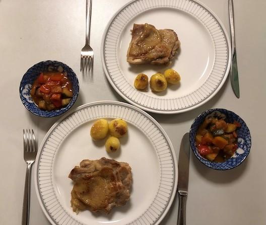 kit-oisix-shirayuri-chicken-with-potates-ratatouille-for-2