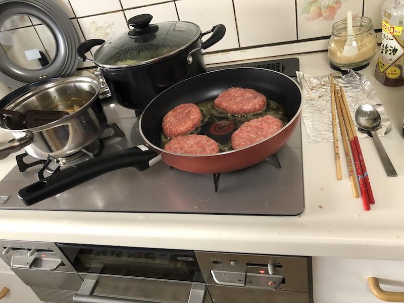 SHARE DINE hamberg cooking