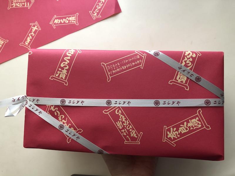 ニシダやの定番漬物セットF 3,240円