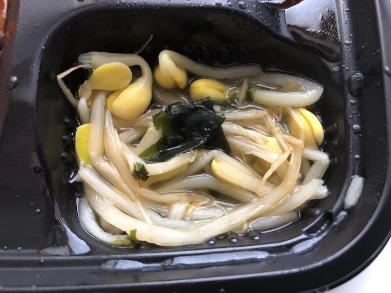 ワタミの宅食えびチリ副菜